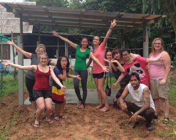 Volunteer in Thailand - Surin