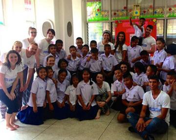 Thailand Summer Volunteer Program 2015