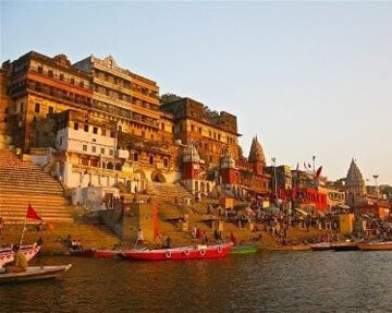 Varanasi Weekend Package