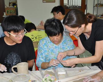 Volunteer in Singapore