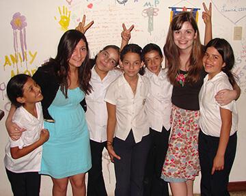Vrijwilliger in Costa Rica