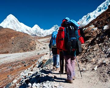 Trekking en el Himalaya