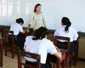 Volunteer in Thailand - Bangkok