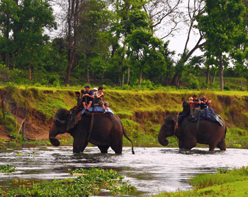 Chitwan Weekend Tour