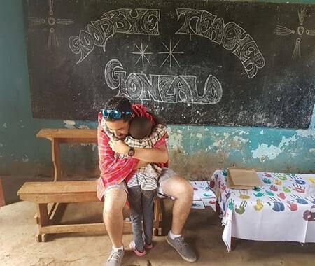 Enseñanza voluntaria en Tanzania - Zanzibar