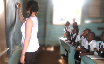 Teaching English Volunteer Program - Zanzibar