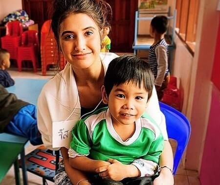 Childcare Volunteer Program - Bangkok Thailand