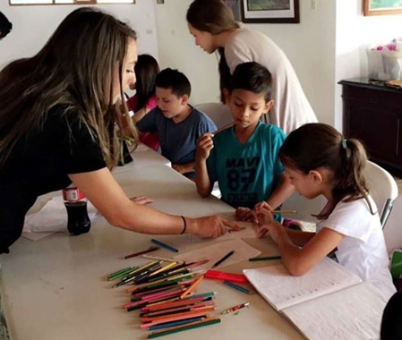 Teaching English Volunteer Program in Costa Rica