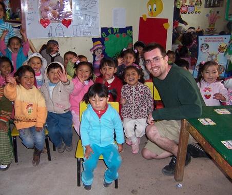 Volunteer Teacher Assistant in Kindergartens Cusco, Peru