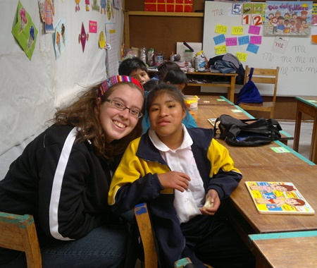 Volunteer in Peru - Cusco For Disabled Care