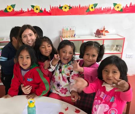 Volunteer work in Day Care Center At Cusco, Peru