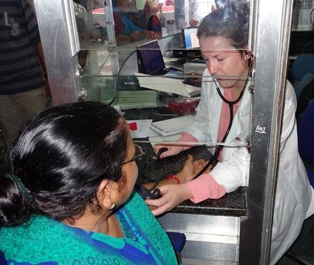 Médica y de enfermería prácticas Dharamsala - Palampur