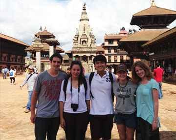 Programa de Voluntariado de Verão do Nepal 2019