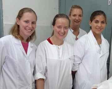 medical assistant internships