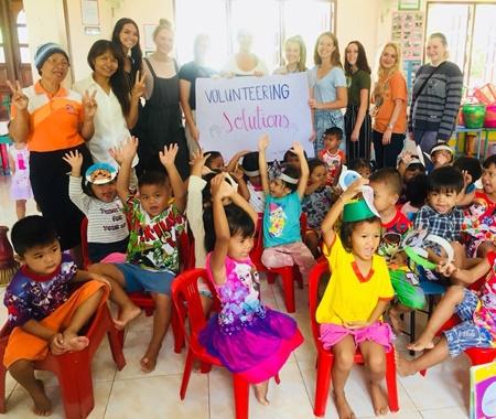 Short Term Voluntour in Thailand | 2 Week Special