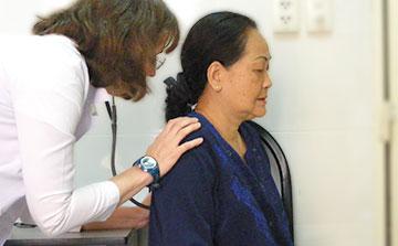 Programa de Voluntariado Médico no Vietnã