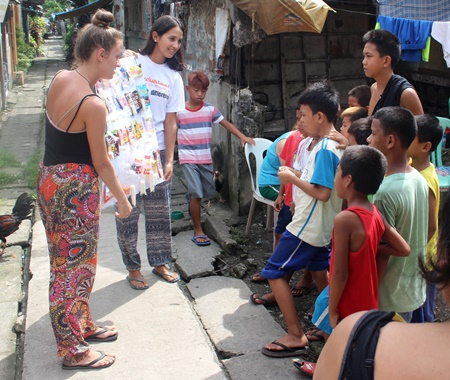 Public Health Nutrition Volunteer in Philippines