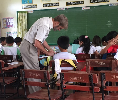 Volunteer Teaching in Philippines
