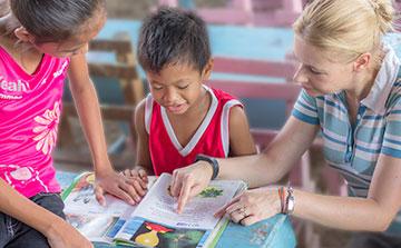 Volunteer Teaching in Philippines