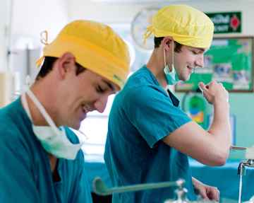 Estágio médico Chiang Mai - Tailândia