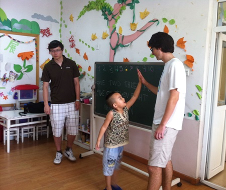 English Teaching Volunteer in China - Beijing