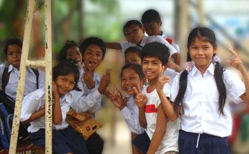 Volunteer For Teaching English Program in Cambodia