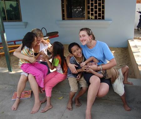 Programa de apoyo a las ONG Phnom Penh - Camboya