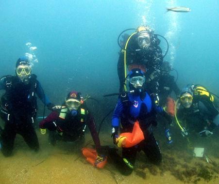 Programa Voluntário de Conservação Marinha e Costeira na Espanha