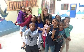 Enseñanza de voluntariado en Sudáfrica - Ciudad del Cabo
