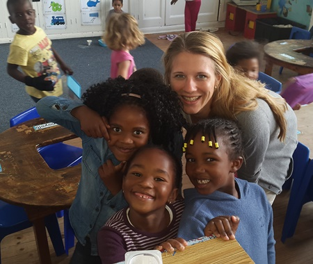 Childcare & Social Welfare Volunteer in South Africa