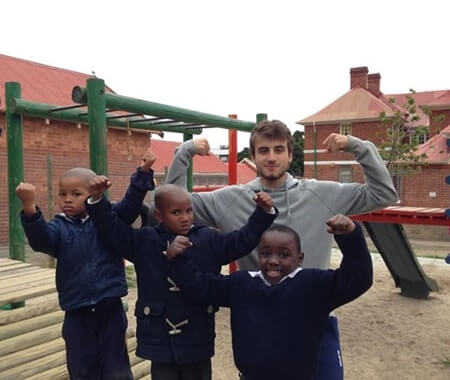 Volunteer in Sports Development in South Africa