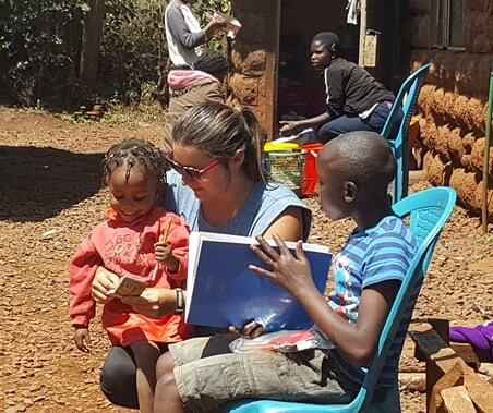 Volunteer Teaching in Kenya
