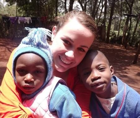 Childcare Volunteer Program in Kenya