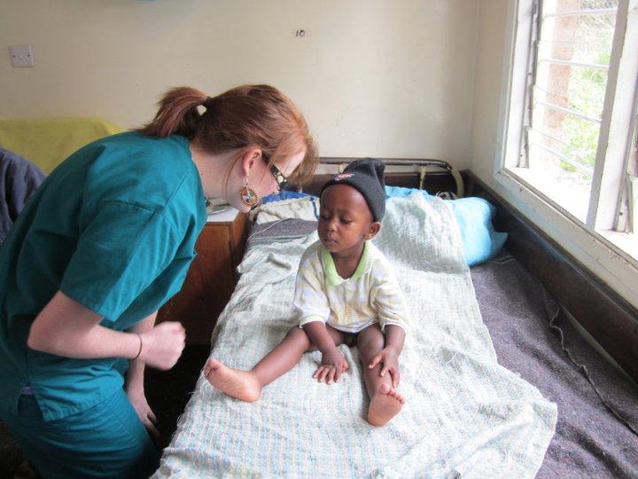 Proyectos voluntarios médicos en Kenia