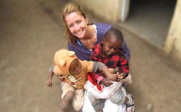 Volunteer at an Orphanage in Arusha, Tanzania