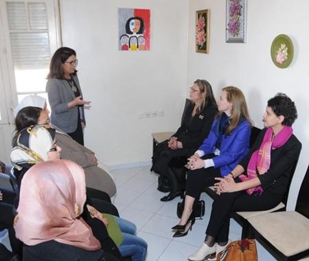 Programa de Voluntariado para Mulheres em Marrocos