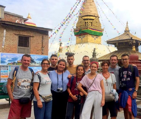 Nepal Summer Volunteer Program 2019
