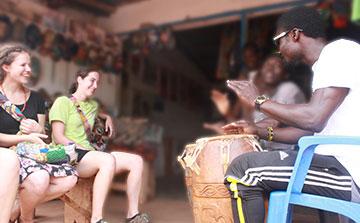 Programa de Voluntariado de Verão de Gana 2019