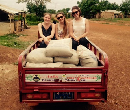 Summer Volunteer Program Ghana 2021