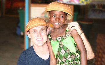 Orphanage & Childcare Volunteer in Ghana