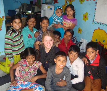 Childcare & Orphanage Volunteer in India