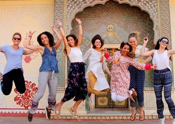 Short Term Volunteer Work in India | 2 Week Special