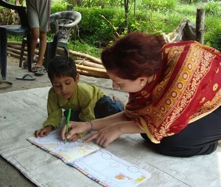 Volunteer Teaching Programs in India - Dharamsala