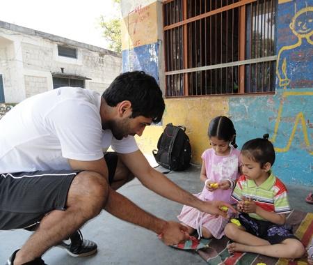 Childcare Volunteer in India - Dharamsala