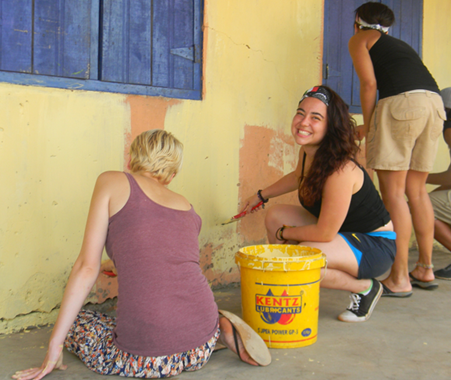Volunteer Projects in Ghana for Community Development