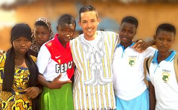 Voluntário de Curto Prazo em Gana | Especial de 2 semanas