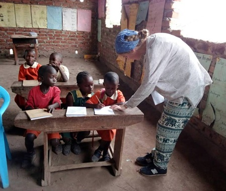 Volunteer Teaching Program in Uganda