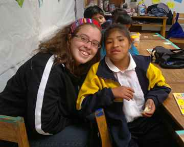 Volunteer in Peru - Cusco For Disabled Care