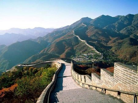 Great Wall – Badaling and Summer Palace
