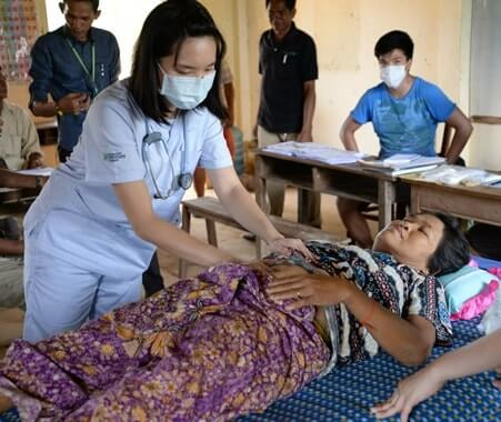 Medical Volunteering in Cambodia